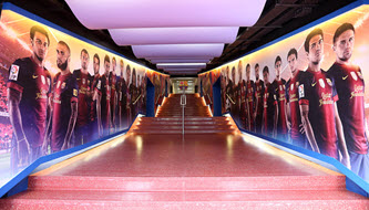 camp nou tour