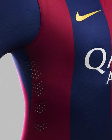 Thuis tenue FC barcelona
