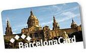 Barcelona stad card