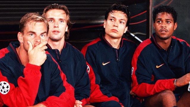Nederlanders bij FC Barcelona