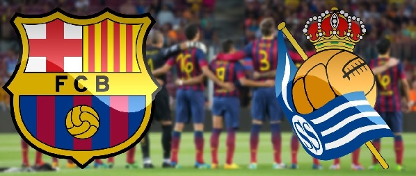 Tickets Barcelona - Real Sociedad
