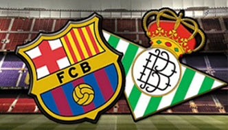 Barcelona – Real Betis