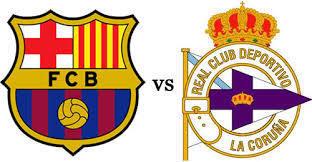 voetbalticket Barcelona - Deportivo de La Coruña