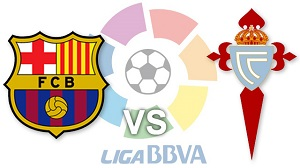 Tickets Barcelona - Celta de Vigo