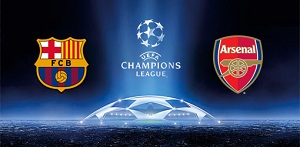 Barcelona - Arsenal champions league
