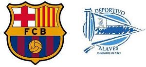 Barcelona - Alaves