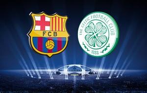 Barcelona - Celtic