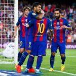 Het Barcelona shirt tekent de liefde voor het spel