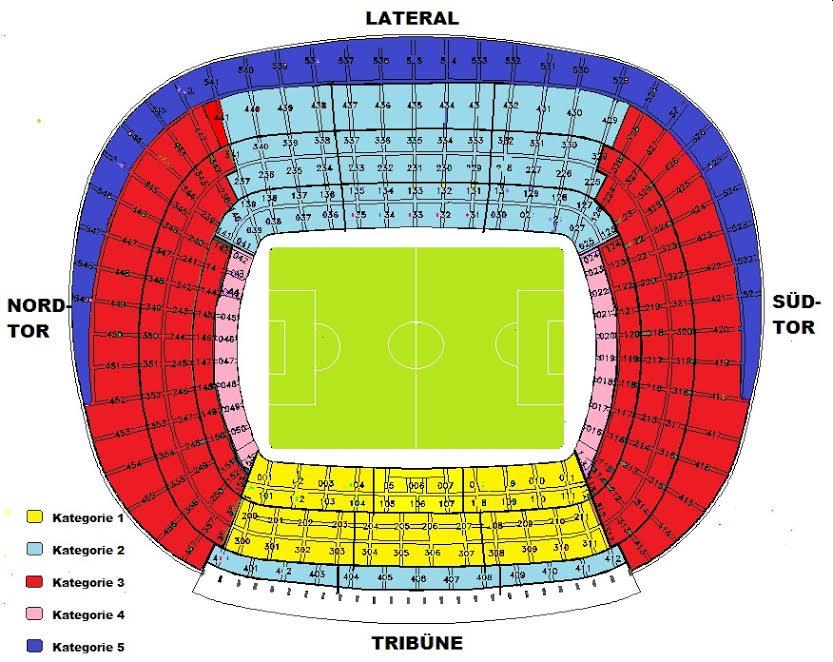 Barcelona Hercules tickets