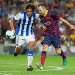 FC Barcelona – Real Sociedad in Copa del Rey
