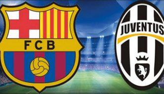 Barcelona – Juventus