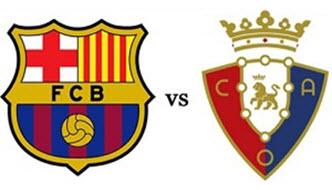 Barcelona – Osasuna
