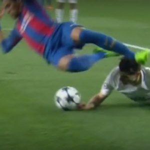 Samenvatting Barcelona - Paris st. Germain