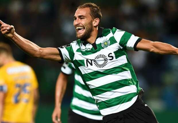 Bas Dost Sporting Lissabon