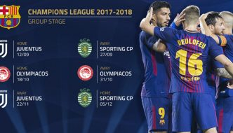 Loting Champions League 2017/18