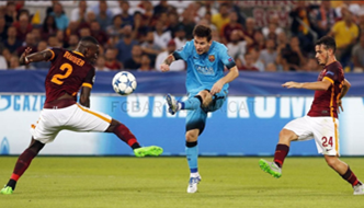 Barcelona – AS Roma