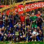 FC Barcelona wint Copa del Rey