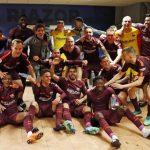 FC Barcelona is kampioen en wint de dubbel