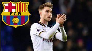 Barcelona - Tottenham hotspur